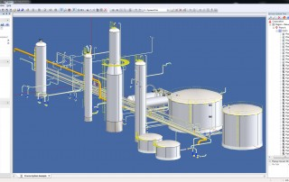 INSPECT 2017 Mechanical Integrity and FFS software now offers 3D plant modeling for Inspection and Reliability Engineers