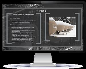 API 579-1 INSPECT Fitness for Service Webinar