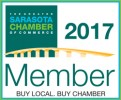 Sarasota Chamber of Commerce Member 2017