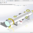 Heat Exchanger SOLIDWORKS Integration with Codeware Interface