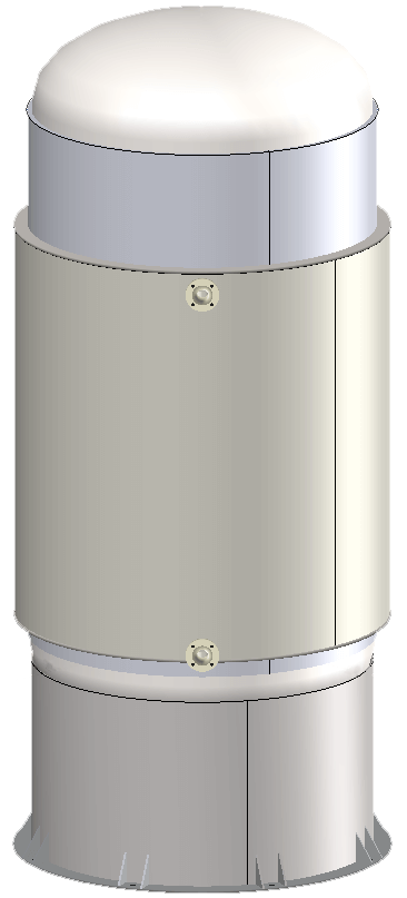 Type 1 Jacketed Vessel in COMPRESS