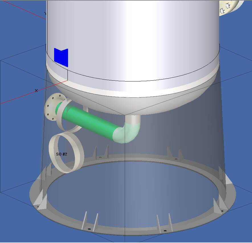 COMPRESS Pressure Vessel Nameplate Design